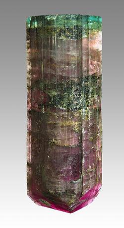 turmalin tourmaline sort melon rosa grønn egenskap krystall betydning healing norsk nettbutikk kjøpe mystica