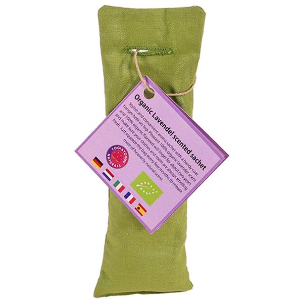 Godlukt til klesskapet urtepose lavendel klær kleslukt