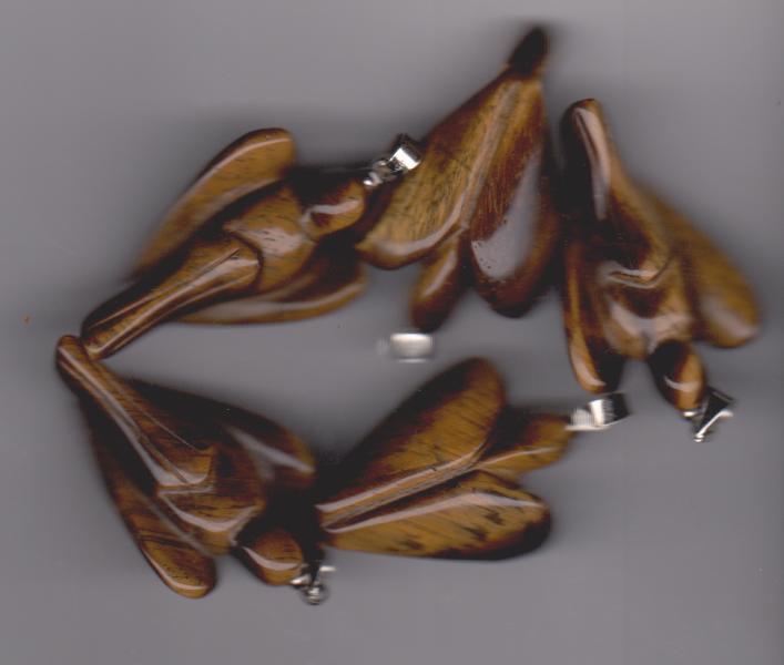 tigerøye engel smykke anheng mineral edelsten kjøpe nær deg nettbutikk egenskap healing chakra