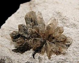 hovelitt cluster howlite krystaller stener