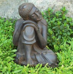 hagestatue buddha budda bohdi figur nirvana egenskap artikkel hvor kjøpe selge hva hvordan Norge norsk butikk nettbutikk