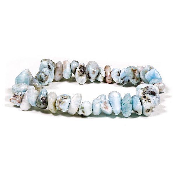 larimar armbånd krystall edelsten mineral pektolitt blå egenskap betydning angst stress alternativ butikk mystica sagamesser kjøp norge