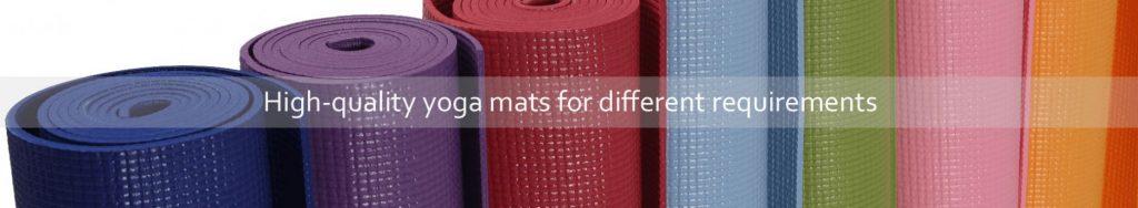 yogamatte treningsmatte yogautstyr lotus design miint tpe pilates ullmatte sklisikker alternativ nettbutikk