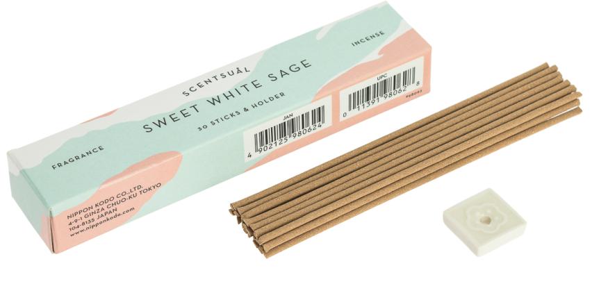 cedarwood kjerne røkelse nippon kodo incense duft scentsual alternativ nettbutikk