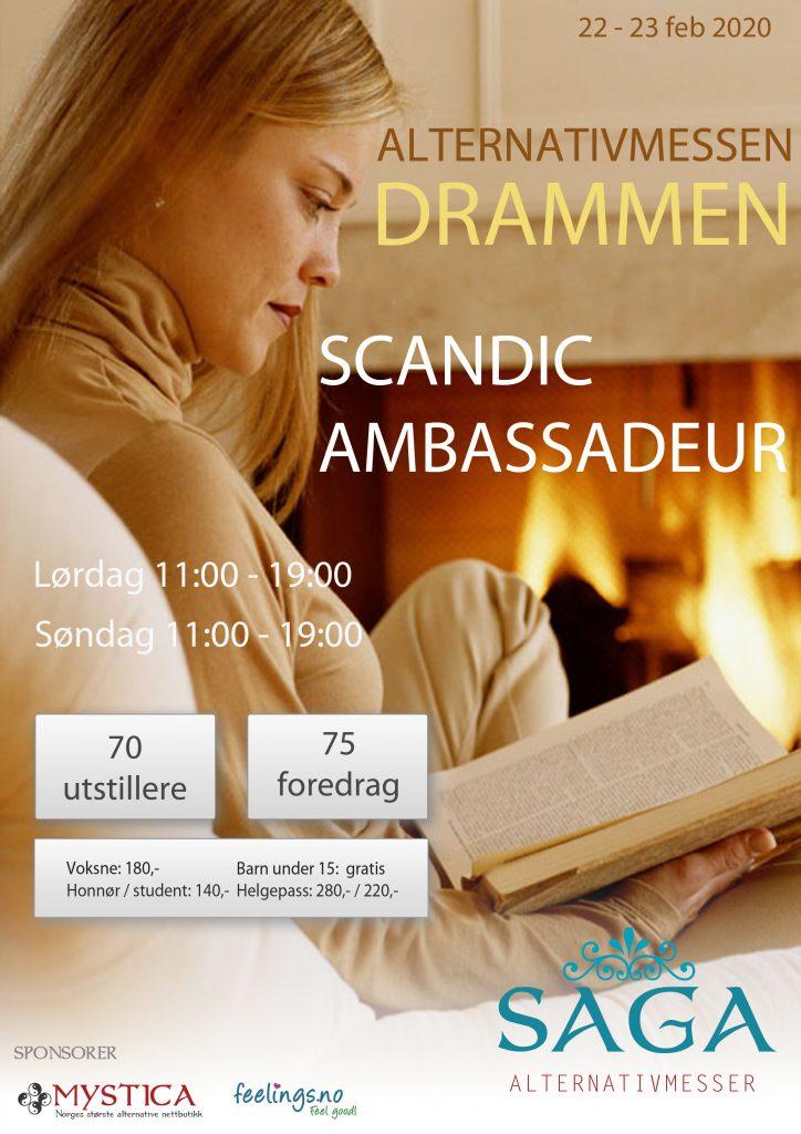 Alternativmesse Drammen 22/23 februar 2020