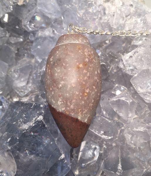 shiva lingam hellig stein pendel egenskap healing bruke hvor kjøpe billig norsk butikk nettbutikk